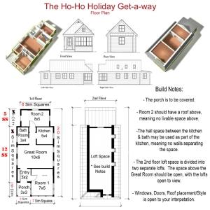 Ho-Ho-Holiday house plan
