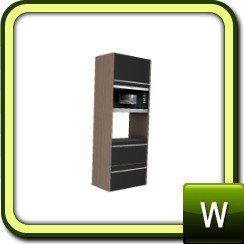 Sasilia's Microwaveshelf at TSR (Pay item)